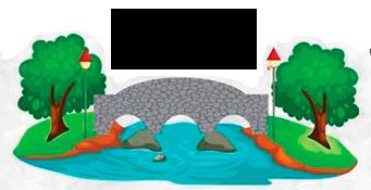 Ridge Crossing Lucan logo